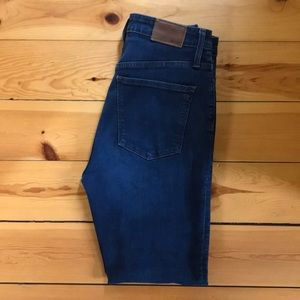 Madewell Curvy High Rise Skinny in 29 Tall